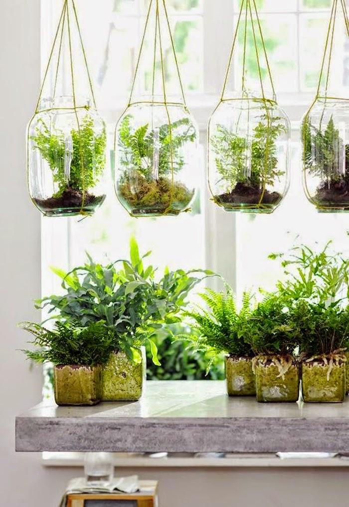 10 DIY Plant Ideas for Fall   Poppytalk on Plant Hanging Ideas  id=23286