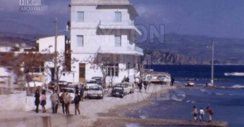 Βουβό έγχρωμο φιλμ από το Τολό του 1970