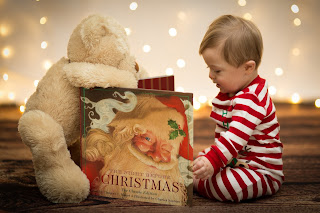 The-night-before-Christmas-story-time-with-teddy-and-cute-baby-HD-image.jpg