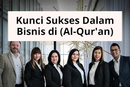 4 Kunci Sukses Bisnis Menurut Islam