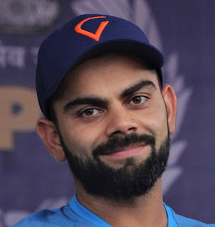 Virat_Kohli_Current Affairs_2019