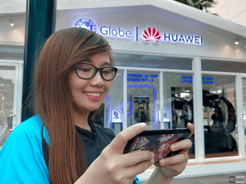 """First all-female Esports team """"Haliya"""" practices with Globe At Home Air Fiber 5G!"""