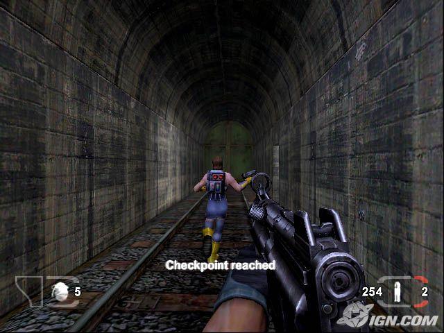 Timesplitters: Future Perfect (PS2) walkthrough - FINAL