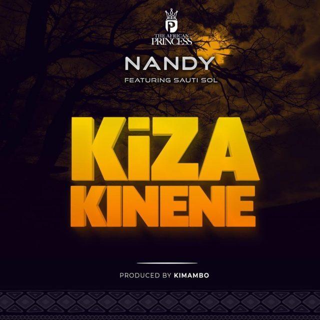 Nandy (Nandi) Ft. Sauti Sol - Kiza Kinene