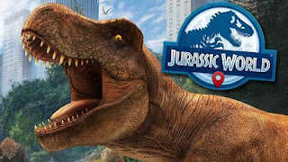 Free Download Game Jurassic World Alive MOD APK | VIP | 2.0.48