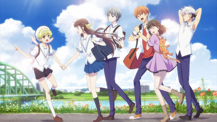 Heartwarming Anime like Fruits Basket