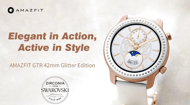 Amazfit GTR 42mm - Glitter Edition