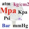 Đơn vị đo áp suất khí nén Bar, Mpa, Psi, Kg/cm2 Quy đổi