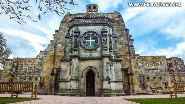 A Rosslyn-kápolna titkai