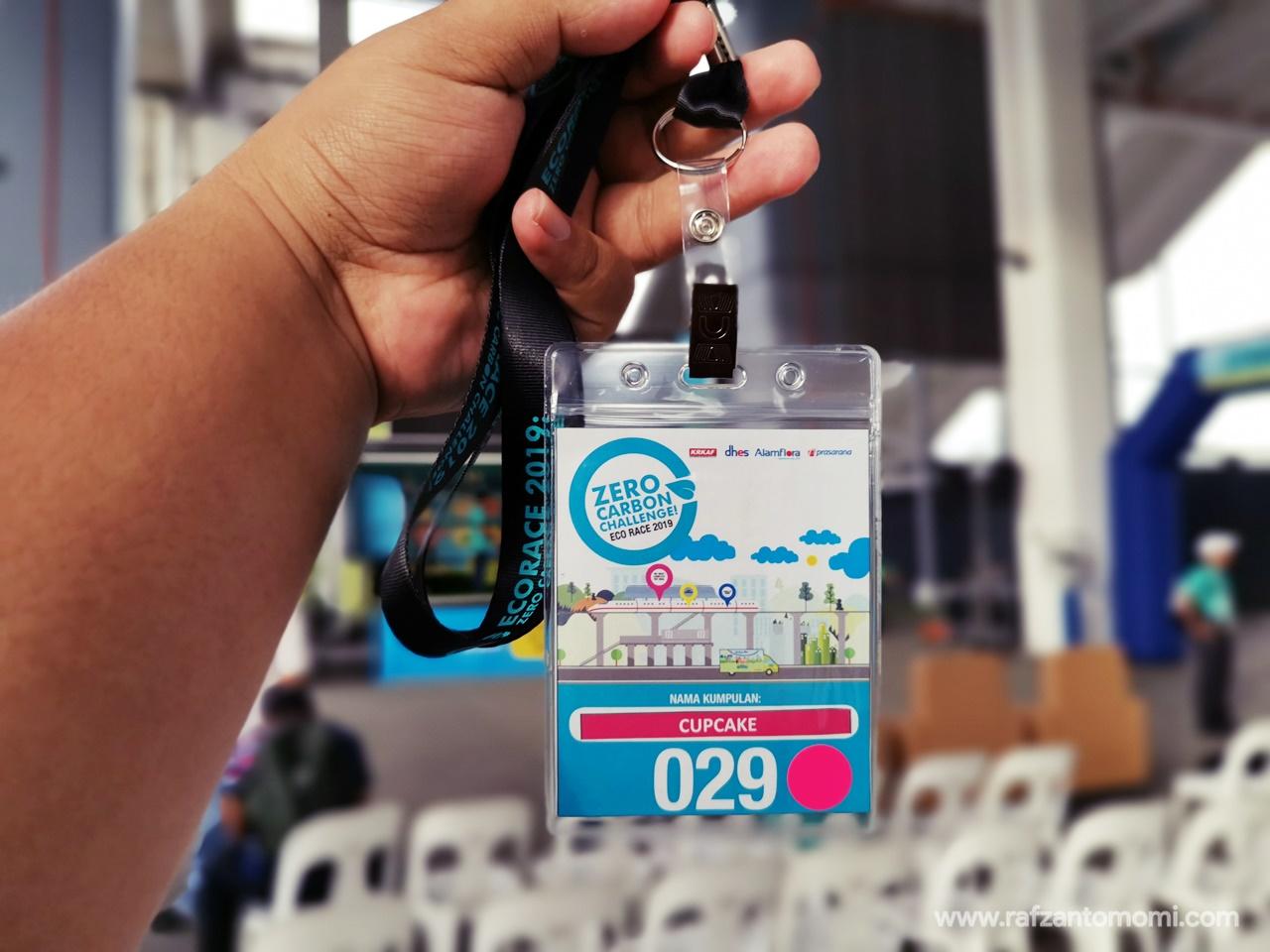 Zero Carbon Challenge Eco Race 2019