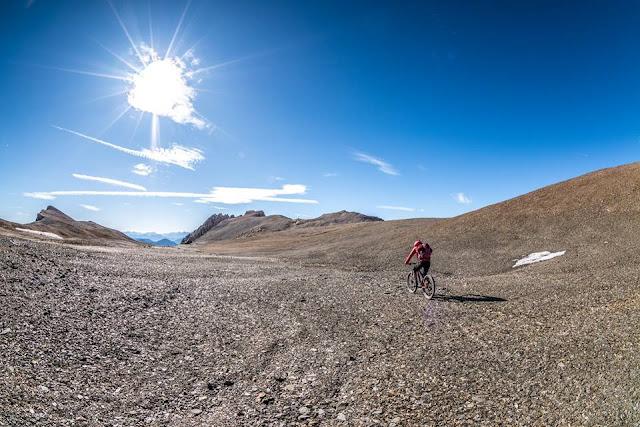Biken über 3000  m