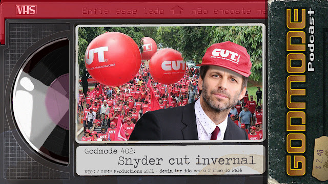 GODMODE 402 - SNYDER CUT INVERNAL