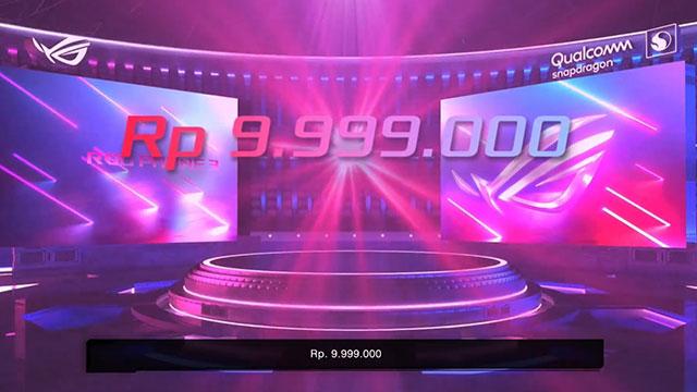 harga rog phone 3 8gb 128gb