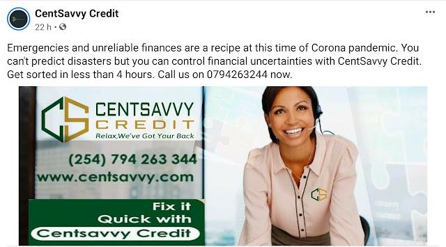 CentSavvy Credit