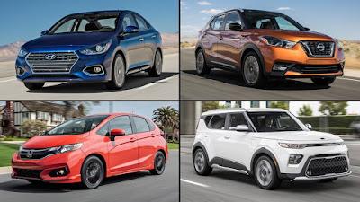 2020 Yılı için B Segment, Hatchback, Hafif ve Mini Ticari Araç Marka ve Modellerin İncelemesi