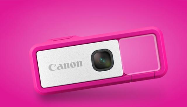 كاميرا بحجم usb مقاومة للماء اعلنت عنها كانون