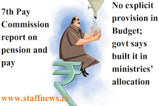 7thcpc+provision+in+budget