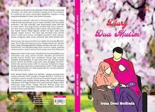 Novel Kedua Penulis Asal Lampung Akhirnya Terbit Setelah Satu Tahun