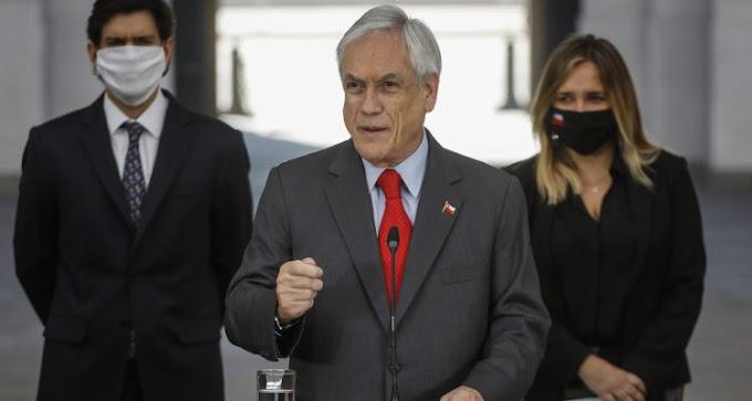 Los detalles de los beneficios anunciados por el presidente  Piñera para la clase media