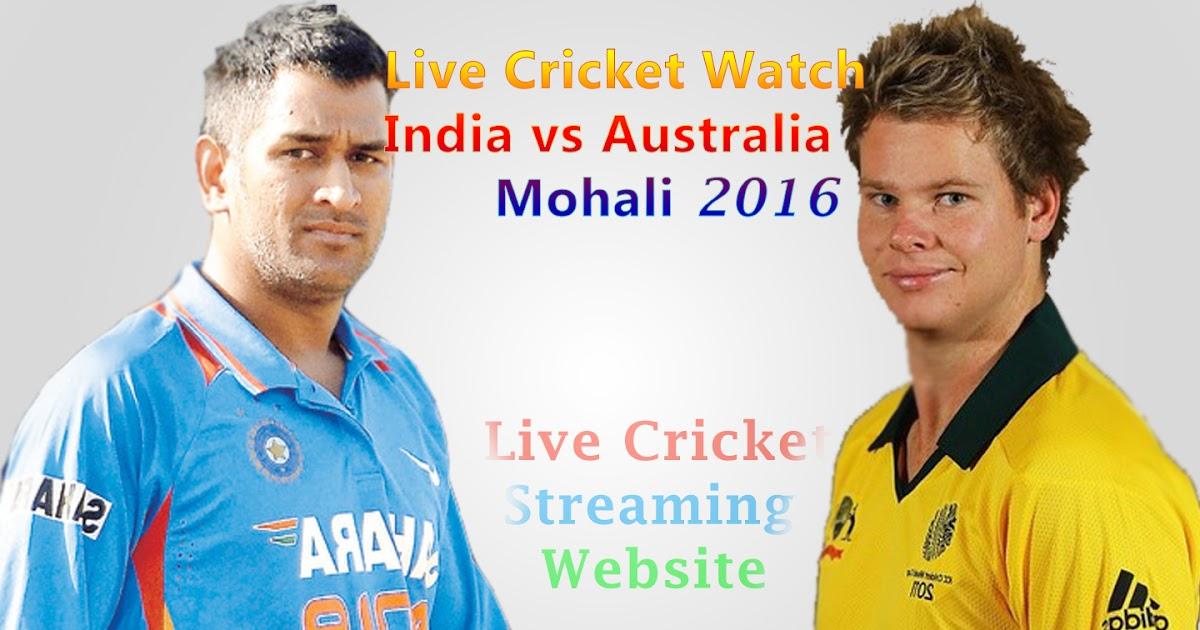 india vs australia live cricket match kaise dekhe laptops