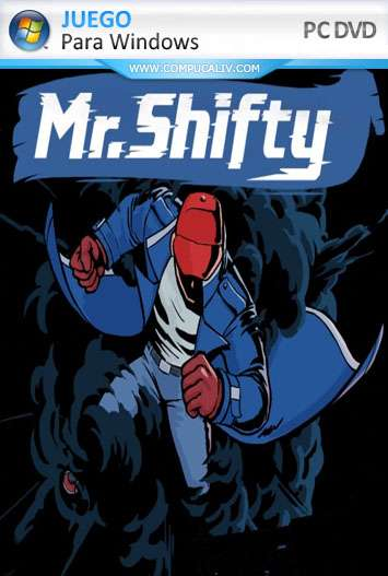 Mr. Shifty PC Full Español