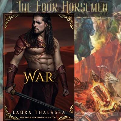 "Reseña ""War"" de Laura Thalasa (the four horsemen #2)"