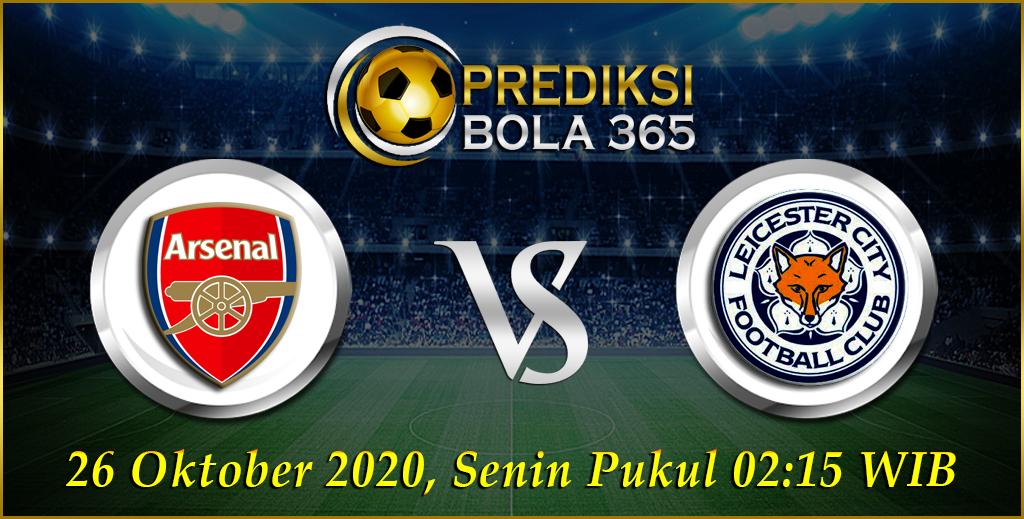 Arsenal vs Leicester City : Adu Jago Aubameyang vs Vardy