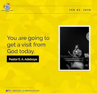 Monday 24th February 2020 Open Heavens Daily Prayer Points
