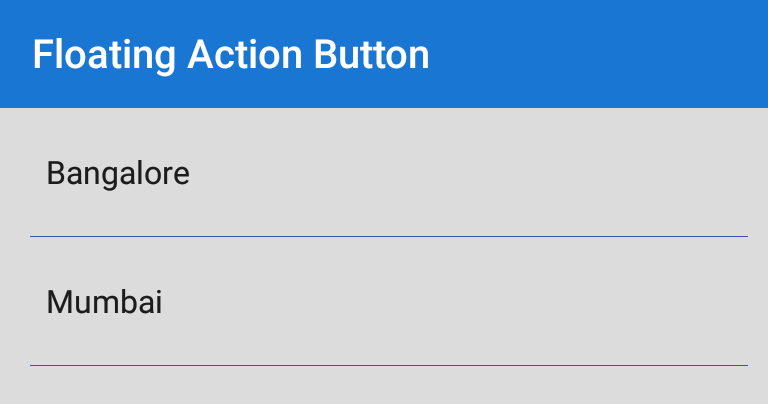 Android Material design Floating Action Button in Xamarin Android