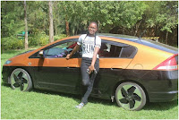 Jubilee MP surprises his 17-year old daughter with a brand new car on her birthday (PHOTOs)
