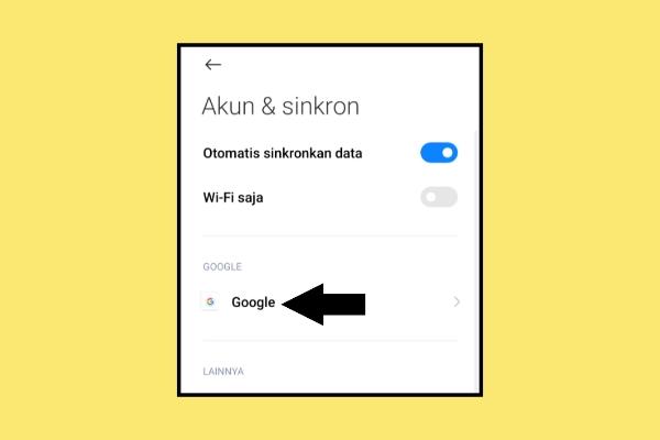 Cara Menghapus Akun Google Di Hp Realme