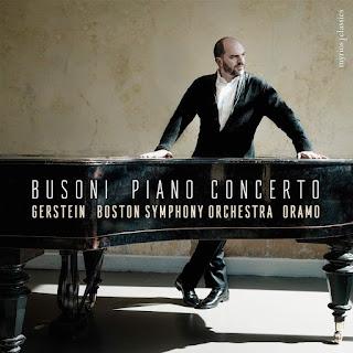 Busoni: Piano Concerto - Kirill Gerstein, Boston Symphony Orchestra - Myrios