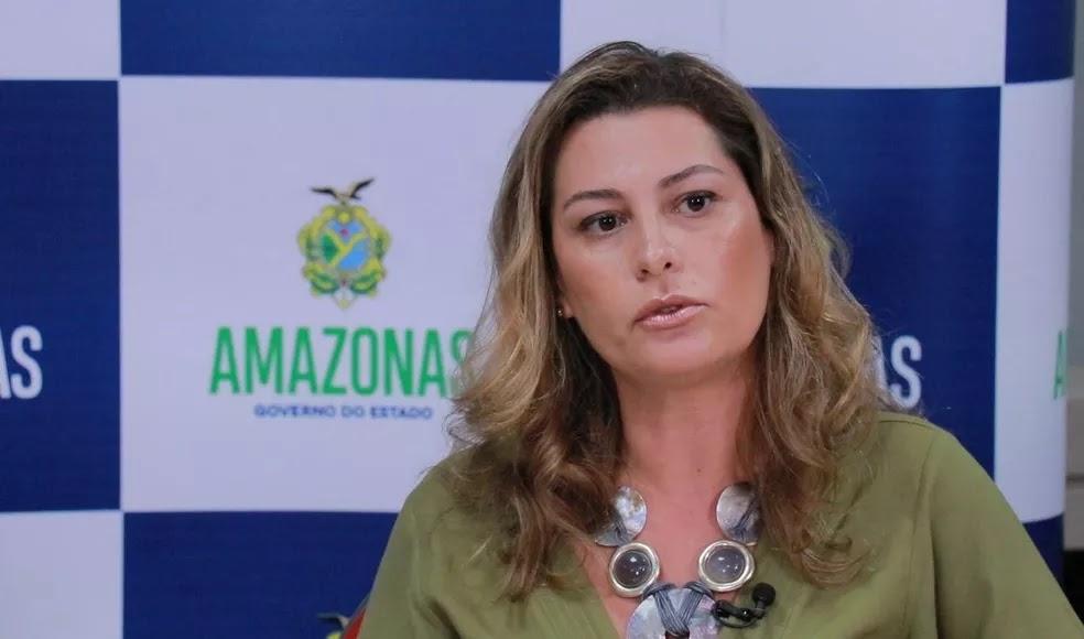 Secretária de Saúde do AM é presa em operação da PF que apura desvio na compra de respiradores
