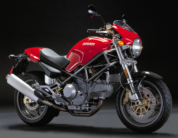 Ducati Monster Ie Dark Edition