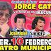 Jorge Gatto y Los Iracundos, Show al Amor en Arequipa - 10 de febrero