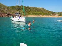 vacaciones velero plaza a plaza menorca
