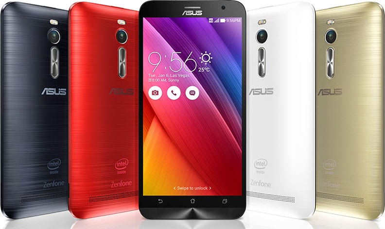 Asus Zenfone 2 mendapat update Android Marshmallow