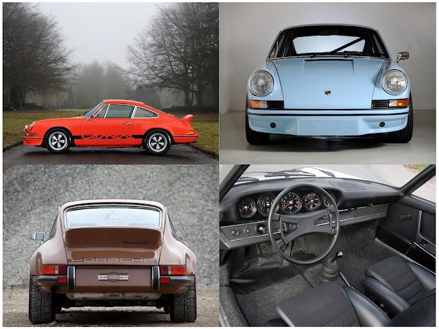 Porsche 911 Series I