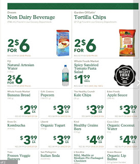 Whole Foods Market Canada Flyer July 19 - July 25, 2017