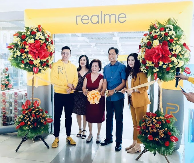 Realme opens flagship store in Iloilo City, celebrates first year in PH | Press Release