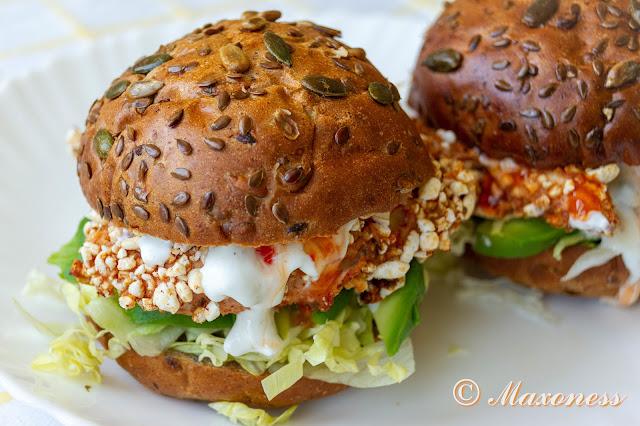 Сэндвич с калифорнийским «жареным» цыпленком от Гордона Рамзи
