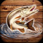 Fish Rain: Sport Fishing Games. Fishing Simulator mod apk