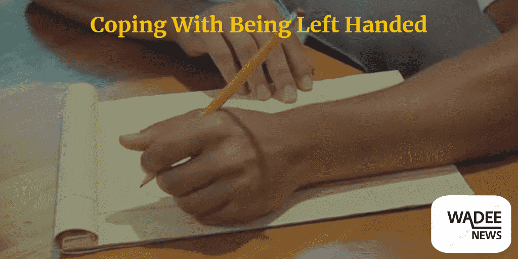 Find out how to be left handed and proud of it...