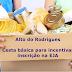 Alto do Rodrigues: Incentivo do prefeito Nixon para alunos se inscreverem na EJA é fato raro por esse rincão brasileiro