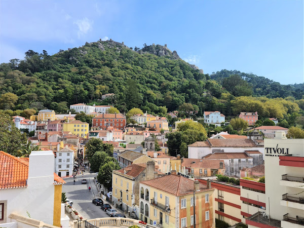 Spending 24 hours in Sintra, Portugal