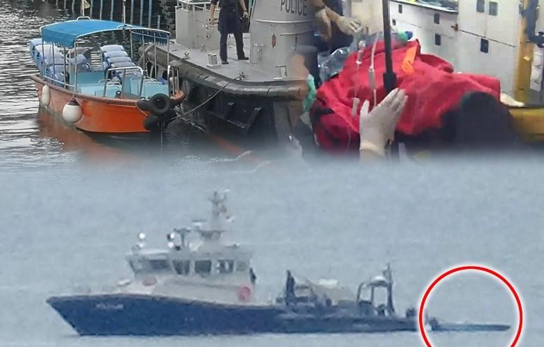 Perahu Fibernya Bertabrakan Dengan Kapal Pesiar,Kakek di Sai Kung Meninggal Dunia