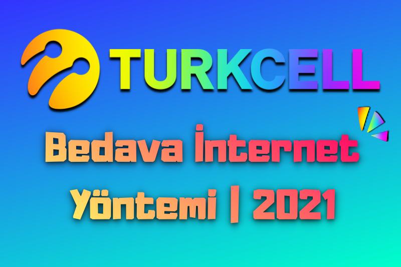 Türkcell Bedava Net!