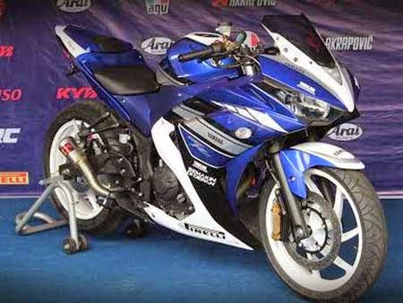 Yamaha R25 Limited Edition
