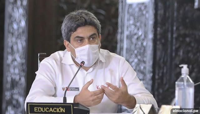 Ministro de Educación: Decreto obligará transparencia en costos y sancionará incumplimientos
