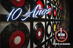 Retro Hits On 45 - DJ Lito Martz